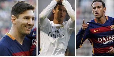 Mejores futbolistas 2015