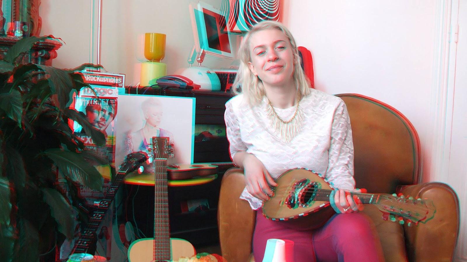 Thea Hjelmeland en 3D