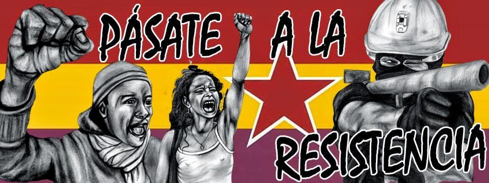 PÁSATE A LA RESISTENCIA