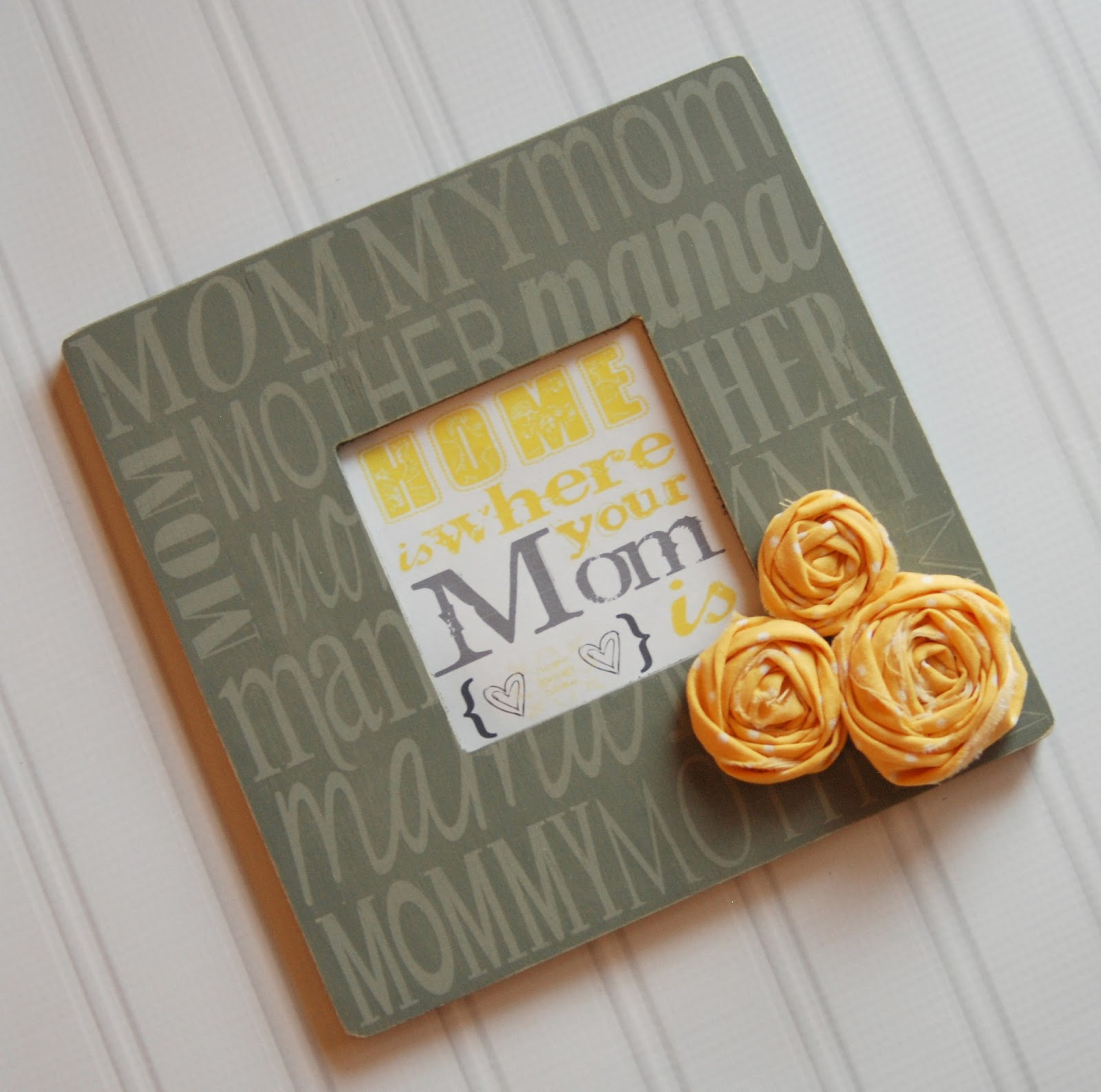 Mother\'s Day Frame - Burton Avenue