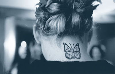 Hot and Sexy Celtic Butterfly Tatttoos