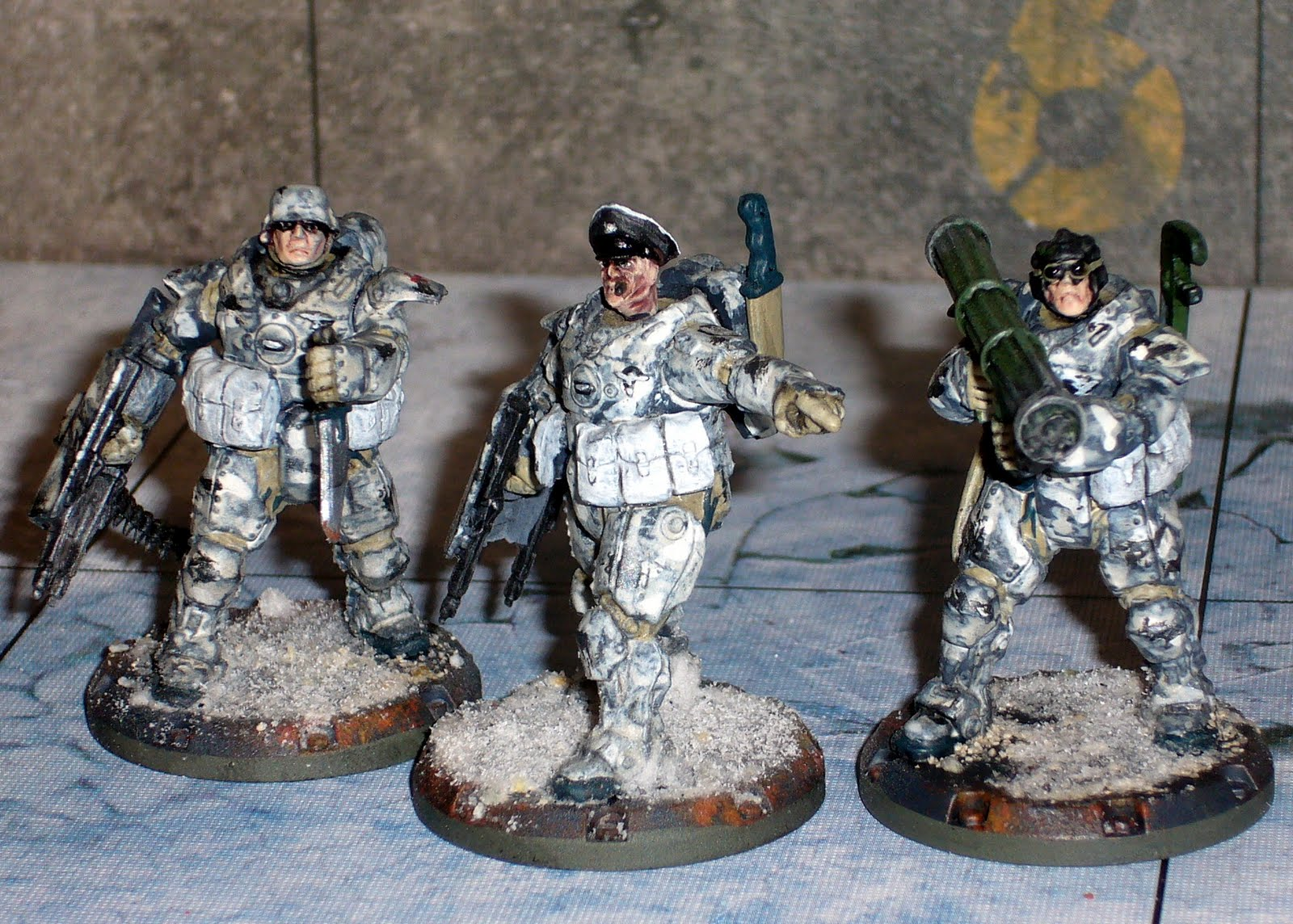 Addicted To Pewter Weird War Ii Dust The Axis Part 2