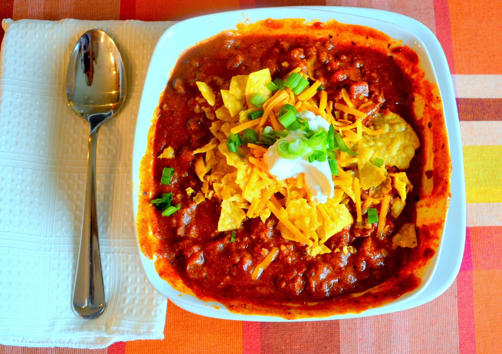 ... The Ultimate Tex-Mex Food: Cheese Enchiladas with Chili Con Carne