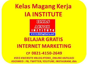 BELAJAR BISNIS INTERNET MARKETING GRATIS