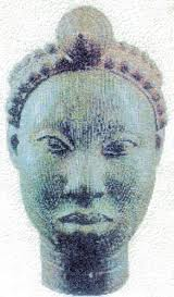 Queen Nzinga sculpture