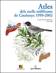 Atles dels ocells nidificants de Catalunya 1999-2002