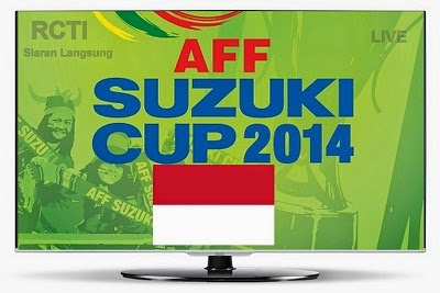 Jadwal Siaran Langsung Timnas Indonesia, Piala AFF 2014