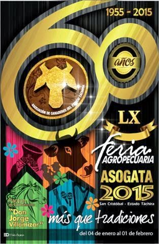 LX Feria Agropecuaria ASOGATA 2015