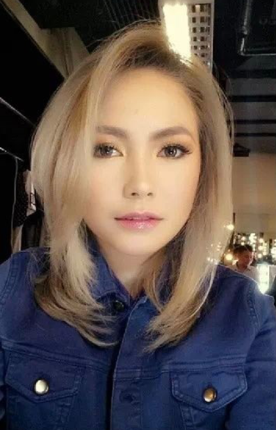 Yeng Constantino New Hair Color | HAIRSTYLE GALLERY