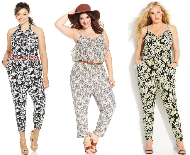 Plus Size Fashion Summer 2015 Saturday May