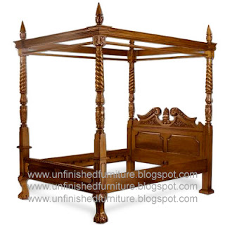 Indonesia furniture, Jepara furniture, mahogany furniture, unfinished furniture, raw furniture, solid wooden bed, classic reproduction furniture, english furniture, chippendale furniture