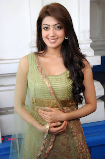 Praneetha Latest Pictures in Salwar Kameez at Sri Lakshmi Prasanna Pictures Movie Opening  0008.jpg