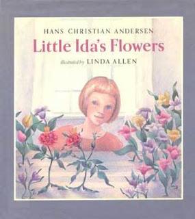 Cerita Legenda Bahasa Inggris : LITTLE IDA'S FLOWERS