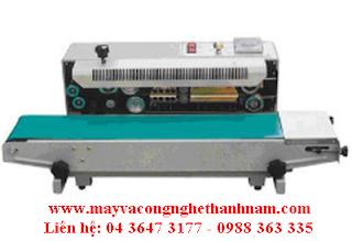 Máy đóng gói, máy hàn miệng túi nilon, máy hàn mép túi nilon FR 900