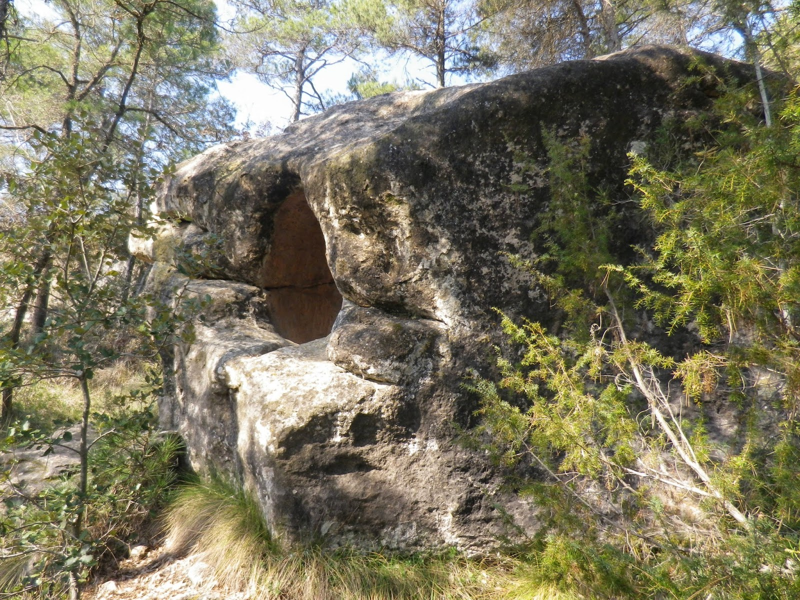 Fornot de Cal Sanç de Seguers - Anoia