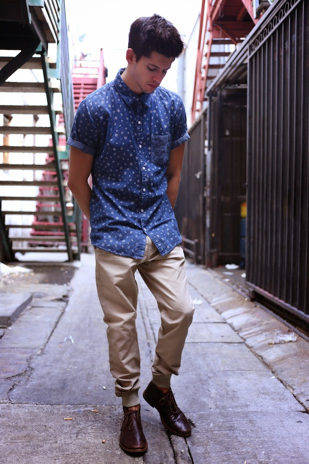 Modello Momento Style How To Wear Jogger Pants