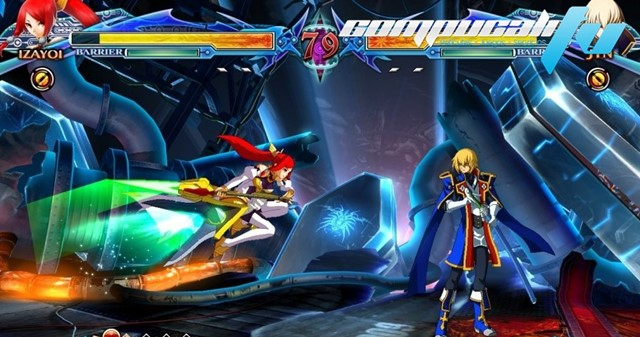 BlazBlue Chrono Phantasma PS3 Región USA