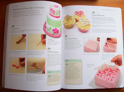 Cake Decorating Techniques Uk : Sewing is for girls: Book Review: Compendium of Cake ...
