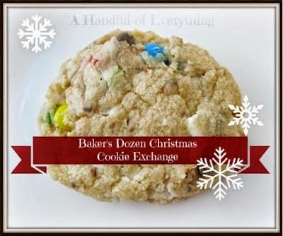 Baker's Dozen Cookie Exchange 2014 {Link Party}
