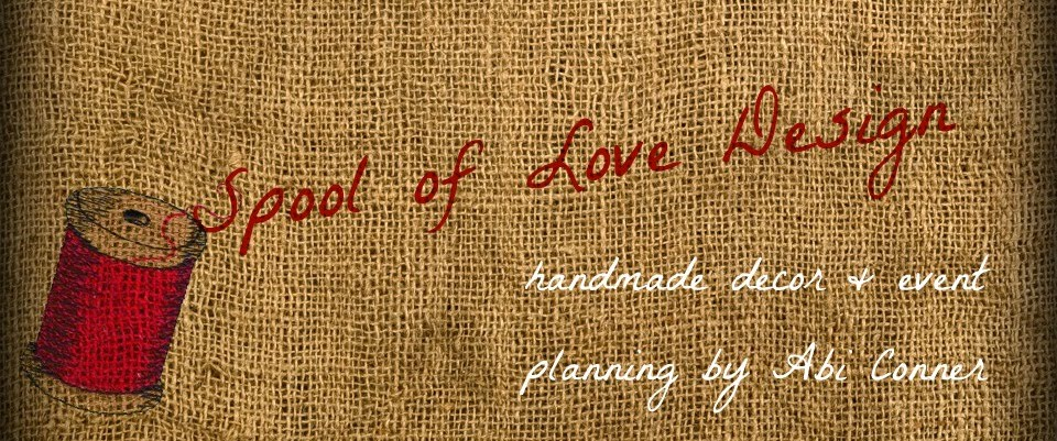 Spool of Love design
