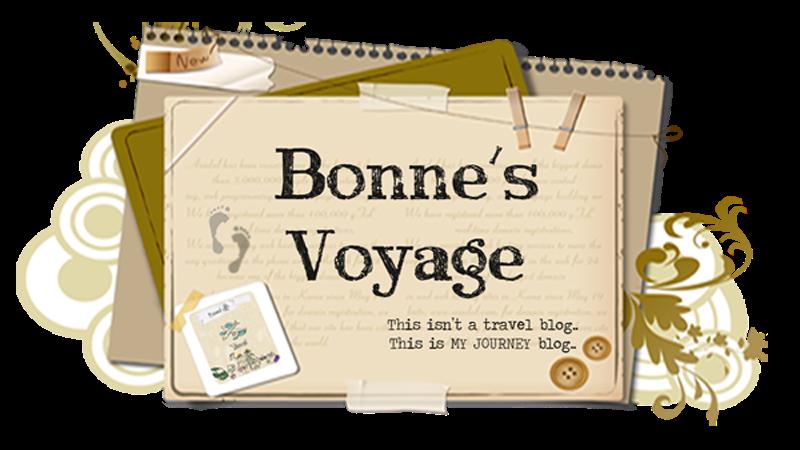 Bonne's Voyage