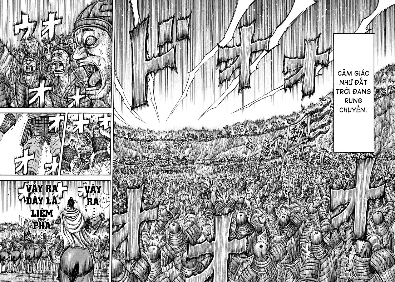 Kingdom – Vương Giả Thiên Hạ (Tổng Hợp) chap 221 page 18 - IZTruyenTranh.com
