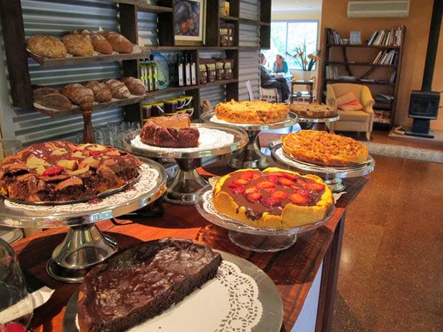 Genesis fresh baked cakes