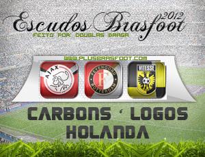 [Escudo Carbons][Escudo Campeonato Holandês Brasfoot 2012] Escudos