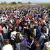 20 mil jóvenes participaron de la Caminata Mariana