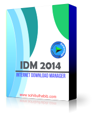 IDM (Internet Download Manager) 6.18 Build 12 Full Patch 2014