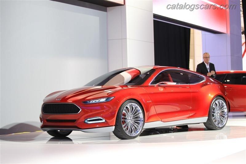 صور سيارة فورد Evos كونسبت 2012 - اجمل خلفيات صور عربية فورد Evos كونسبت 2012 -Ford Evos Concept Photos Ford-Evos-Concept-2012-10.jpg