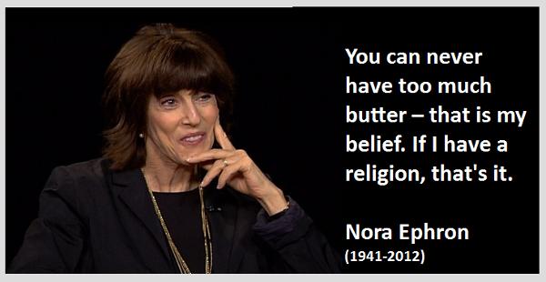 Nora Ephron (1941-2012)