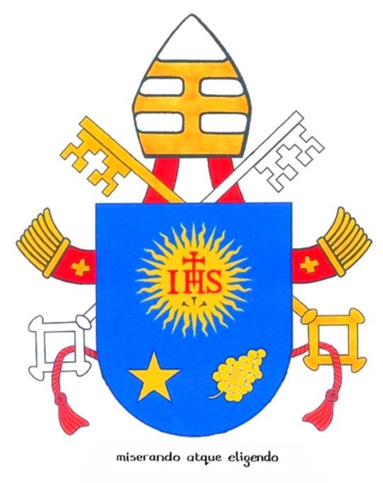 Sainteté de Félix Dupanloup Pape-Francois--armoiries