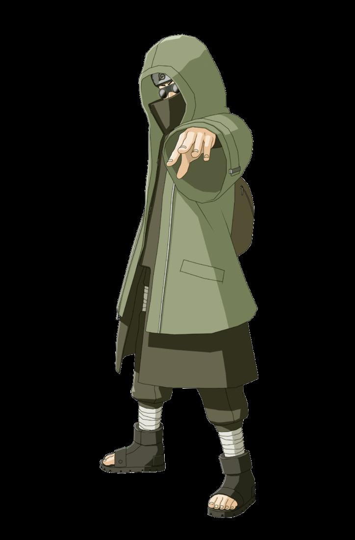 Kurenai Shippuden o mundo dos animes: na...