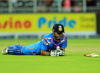 India tour South Africa 3rd ODI, IND vs SA scores 2013,