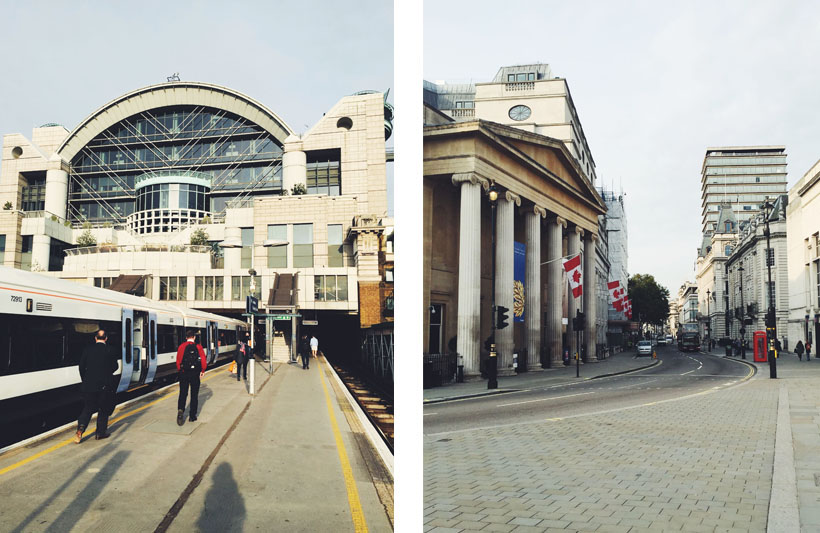 Charing Cross // Trafalgar Square