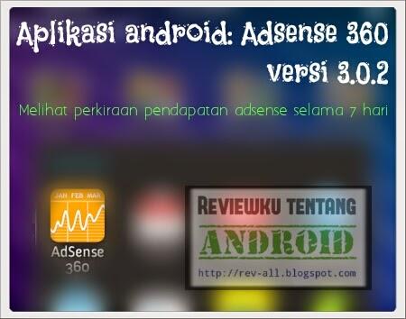 Adsense 360 versi 3.0.2