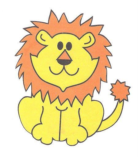 Dibujos Animados de Leones Bebes Dibujos Animados de Leones