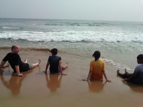 Life is a beach...