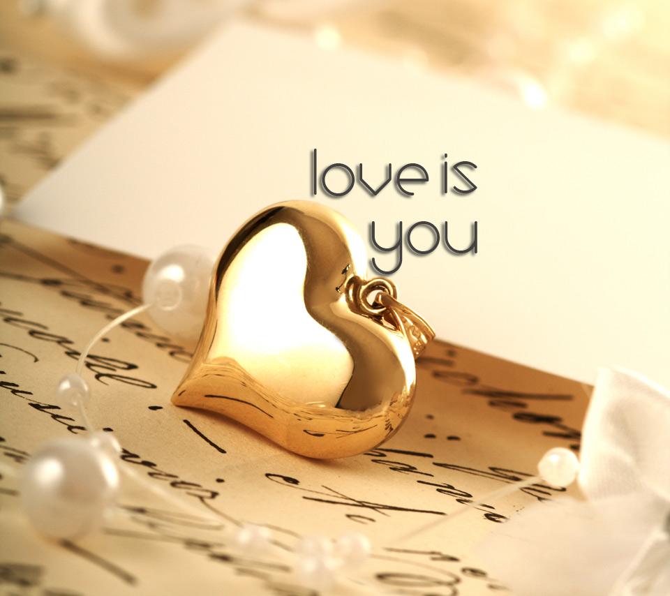 i pari words of love