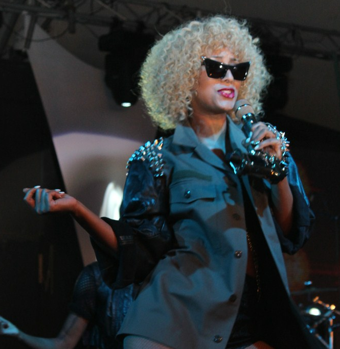 The concert which was hosted by actors James Gardner andTonto Dikeh ...
