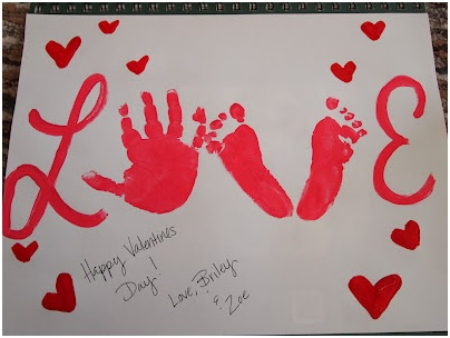 Easy Valentine's Day Paper Arts and Crafts ~ Valentines Day Ideas ...