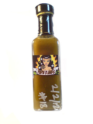 Papa Djabs Hot Naga Sauce