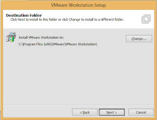 Install VMware Workstation 11.0.0