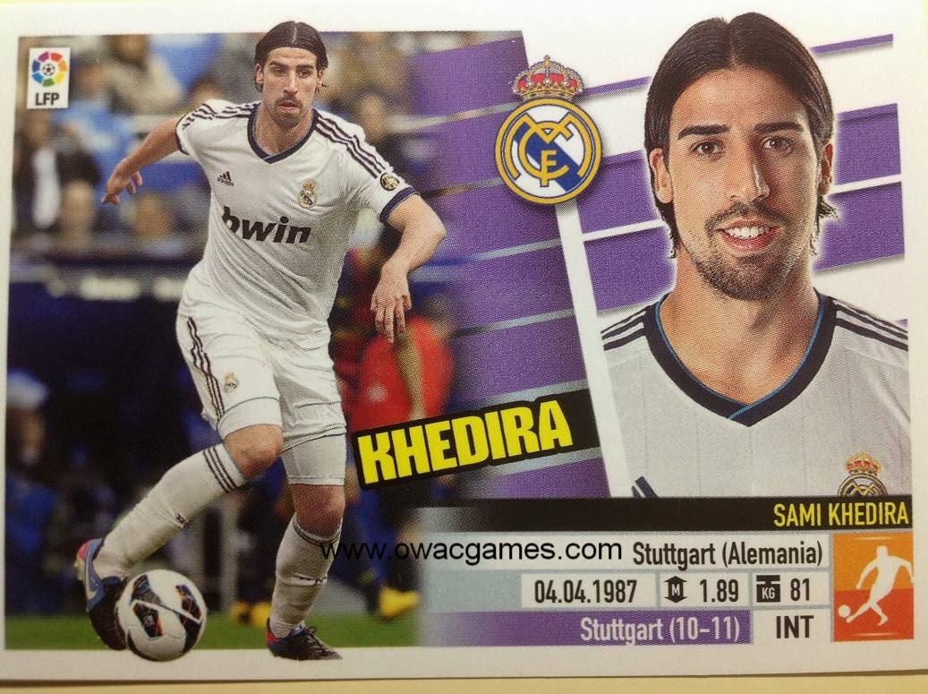 Liga ESTE 2013-14 Real Madid - 10 - Khedira