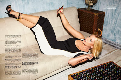Carrie Keagan HQ Pictures Bello US Magazine Photoshoot February 2014