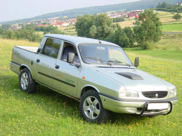 Dacia Pick Up 4x4 : automotive database automobile dacia ~ Gottalentnigeria.com Avis de Voitures
