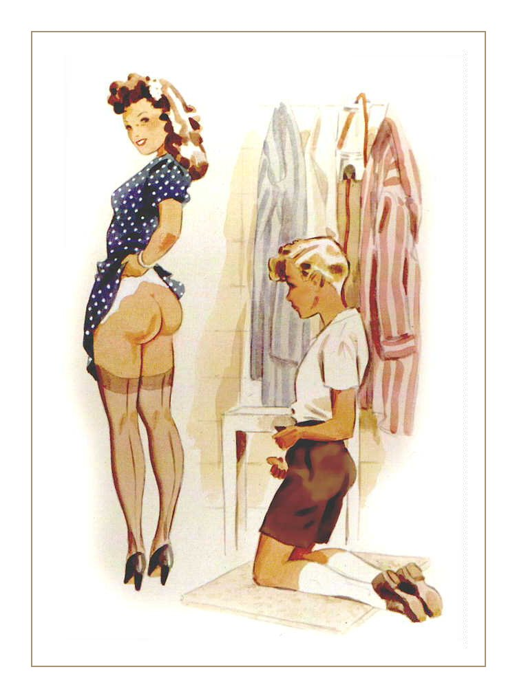 erotic cartoons feminization