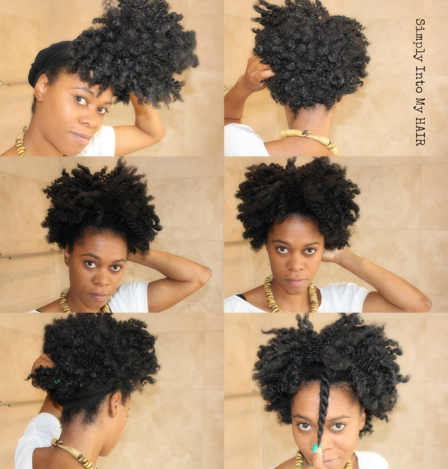 Wig Review Introducing The Big Chop Wig Simply Into My Hair