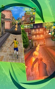 Game Road to Brazil